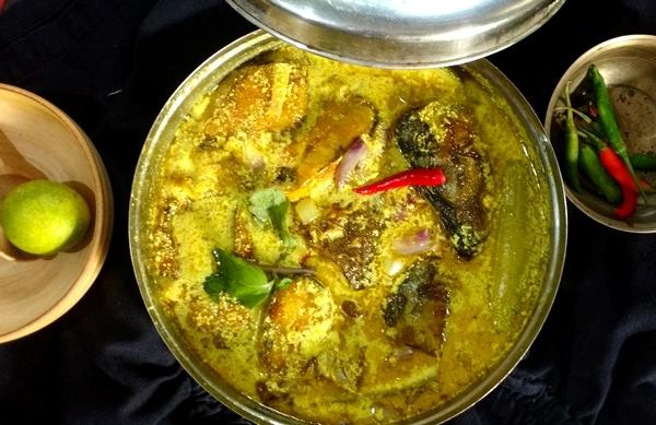 Bhapa rui recipe
