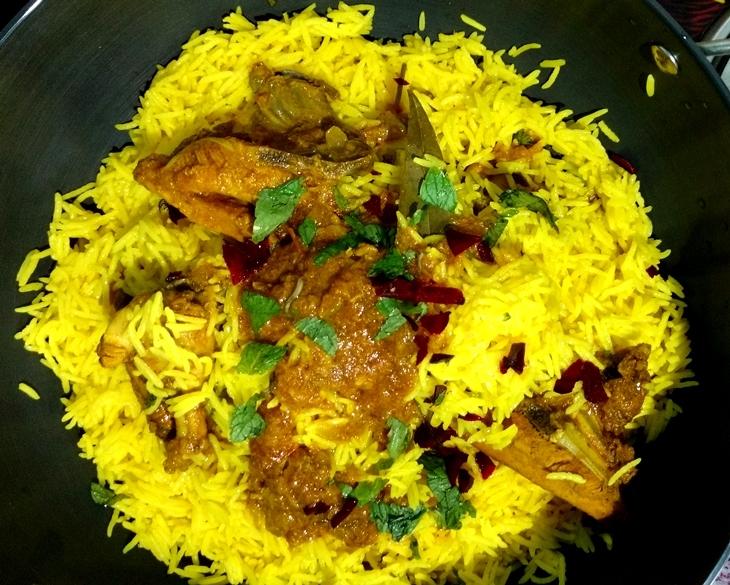 how to make simple and yummy chicken biryani