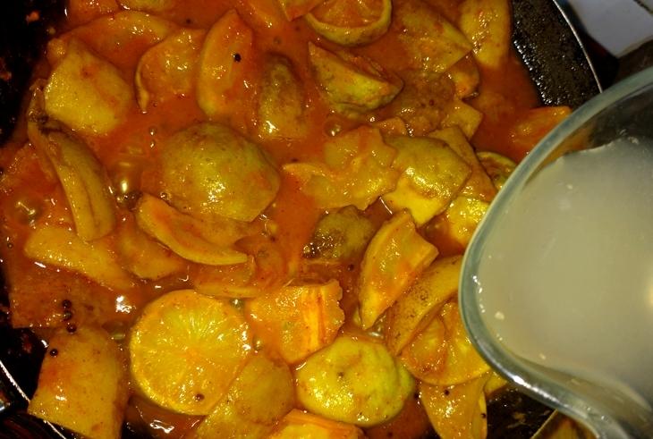 how to make gondhoraj lebur achar/lemon pickle