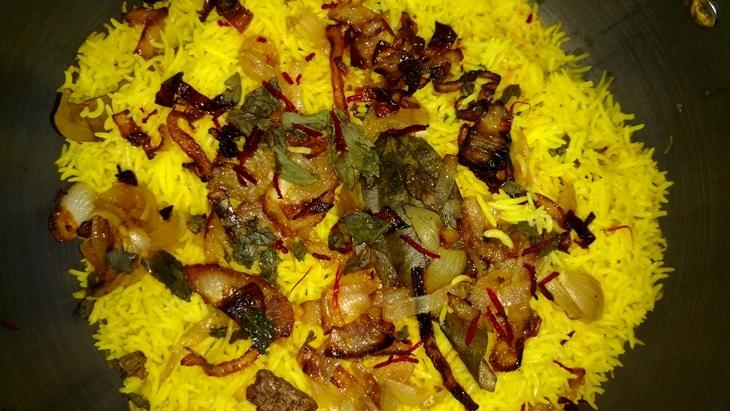 how to make delicious mutton biryani