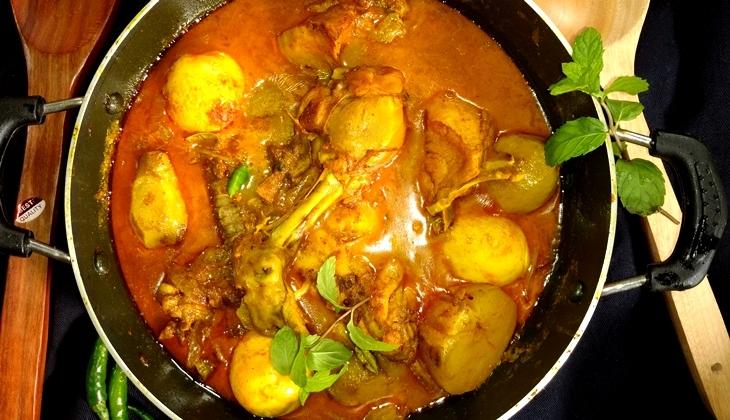 How to make delicious chicken dak bunglow