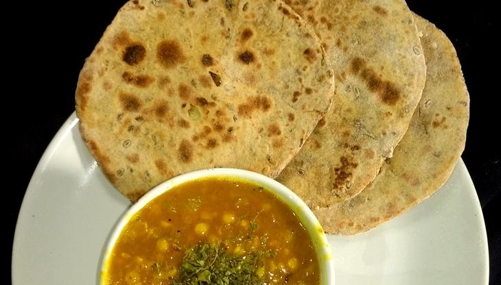 how to make healthy chatur ruti/sattu ki roti