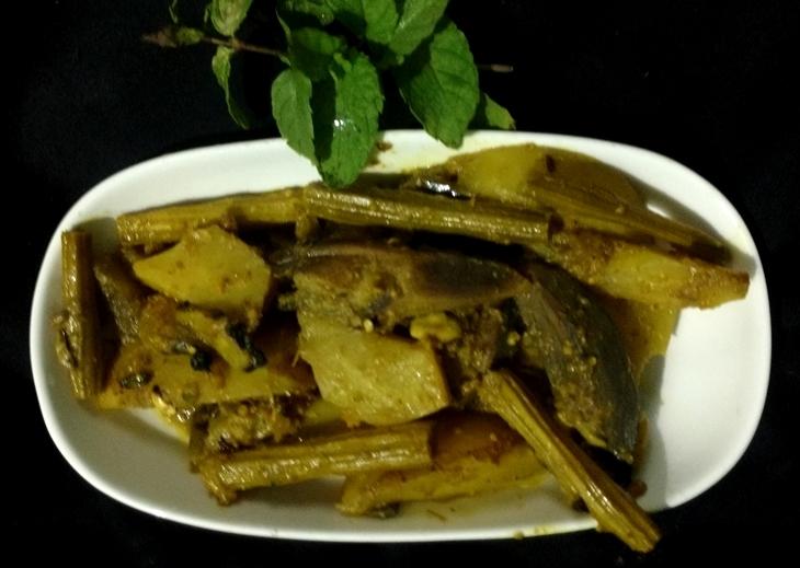how to make delicious Bengali shukto