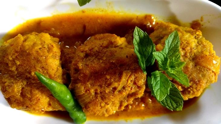 How to make spicy oler bora'r dalna