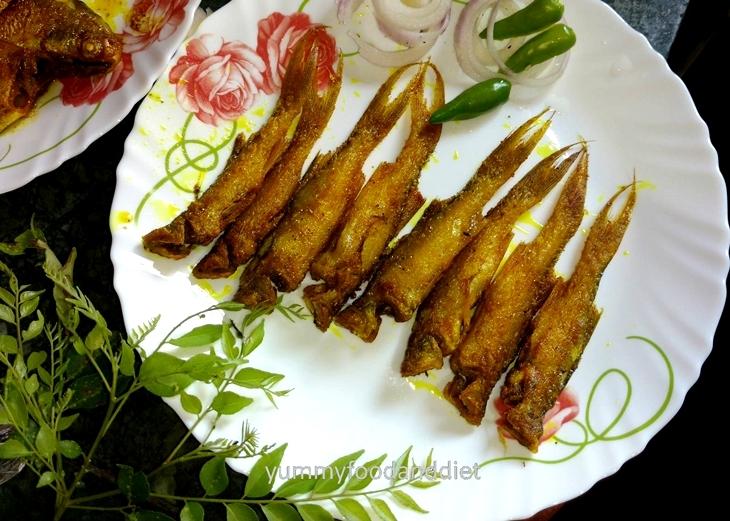How to make crispy topse mach bhaja