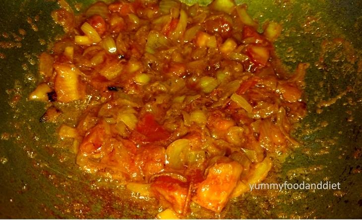 How to make spicy bhola macher kalia
