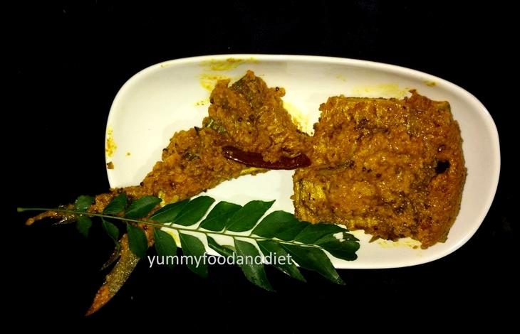 How to make spicy mackerel macher kalia